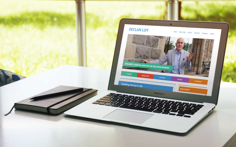 Declan Loy website
