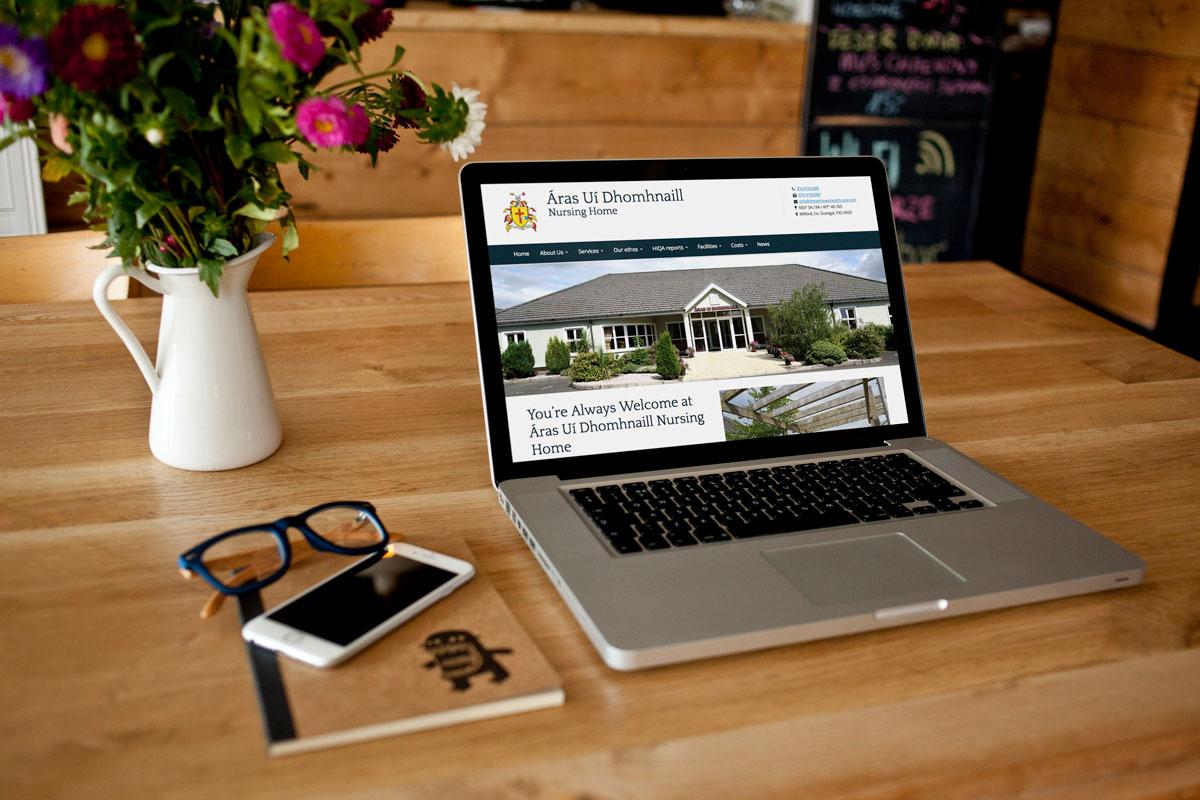 Sheephaven Healthcare website