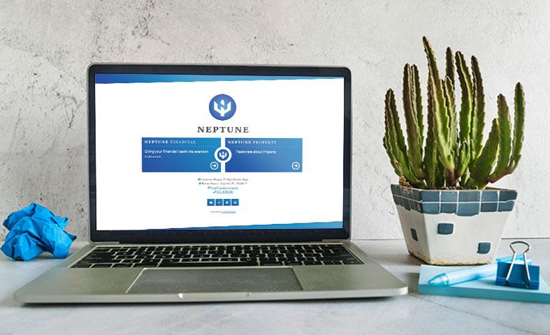 Neptune Group Sligo Website